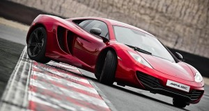 McLaren 12C-เบรก