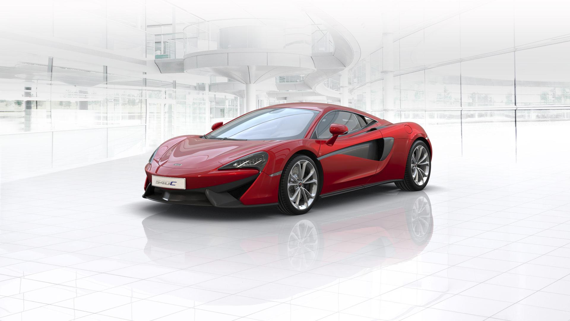 McLaren 540C-โฉบเฉี่ยว