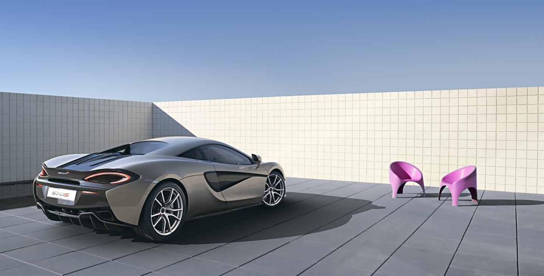 McLaren 570S-สวยฟุดๆ