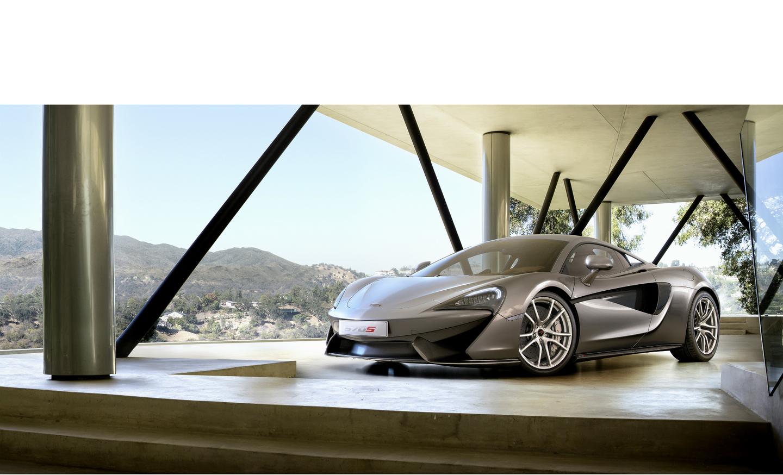 McLaren 570S-สวยเร้าใจ