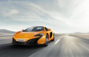 McLaren 650S SPIDER-ดุดัน