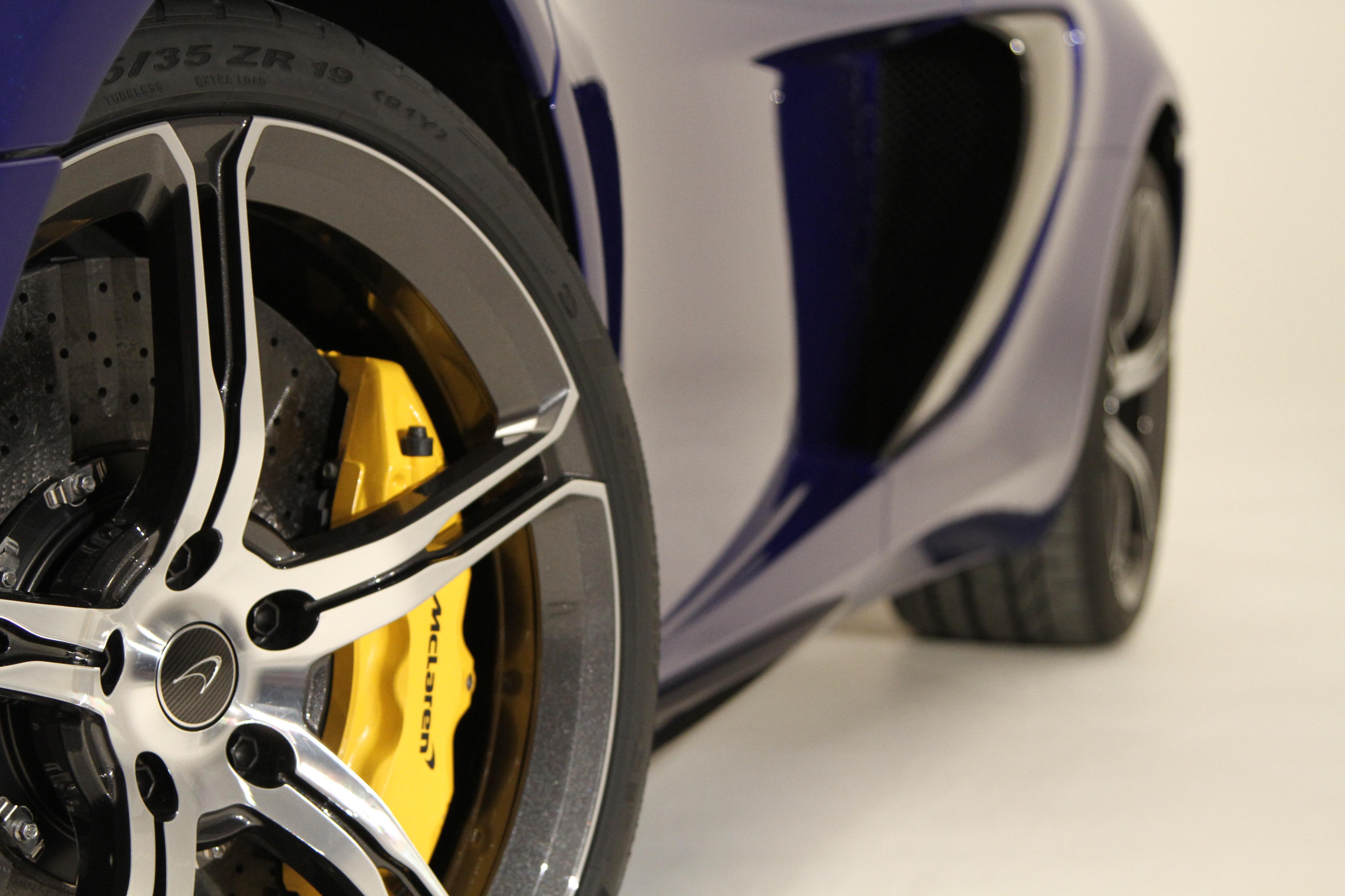 McLaren 650S coupe-ล้อเเม็ค