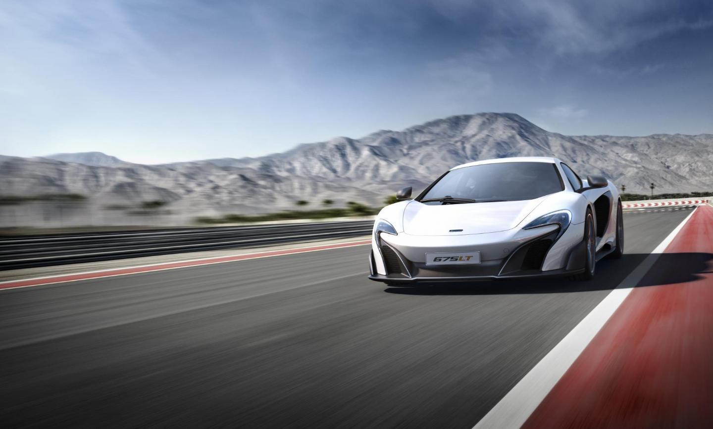 McLaren 675LT-ความเร็ว