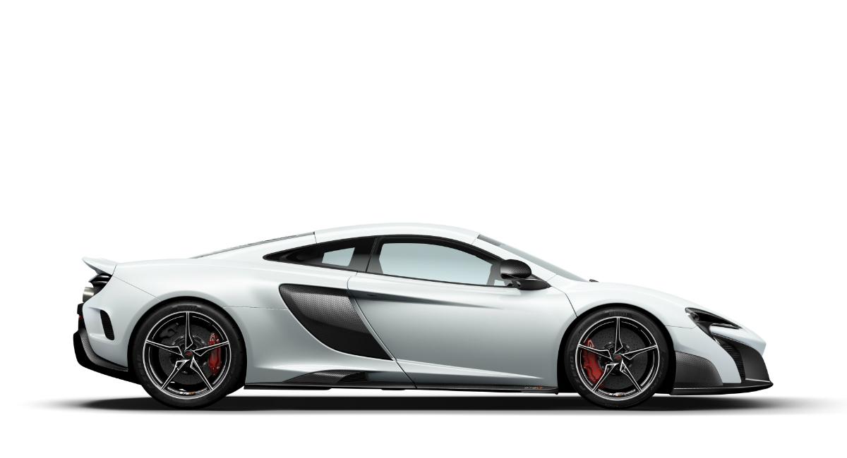 McLaren 675LT-ด้านข้าง