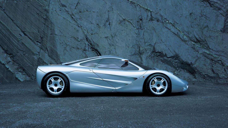 McLaren F1-สวยงาม
