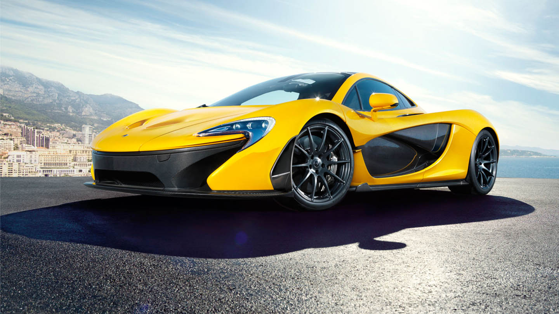 McLaren P1 -ดุดัน