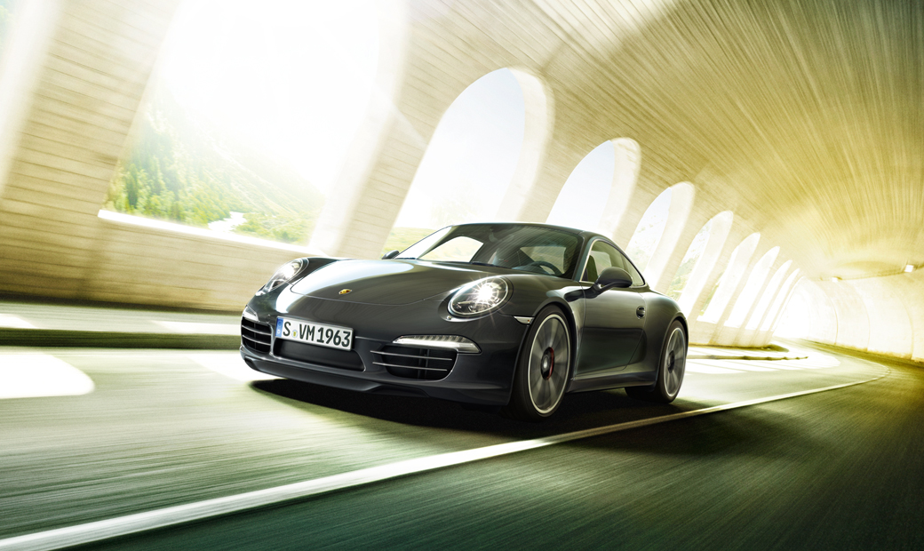 Porsche 911 50th Anniversary Edition-รถเเรงๆ
