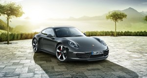 Porsche 911 50th Anniversary Edition-สวยงาม