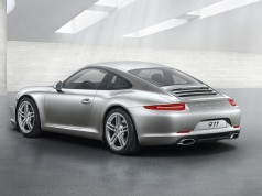 Porsche 911 Carrera -ด้านหลัง