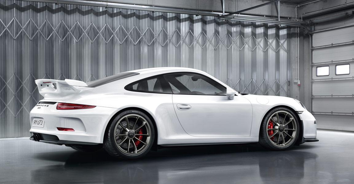 Porsche 911 GT3-งดงาม
