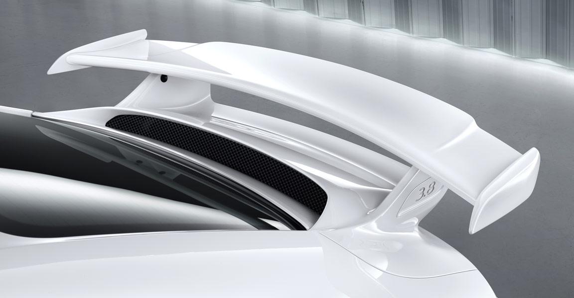 Porsche 911 GT3-หลัง
