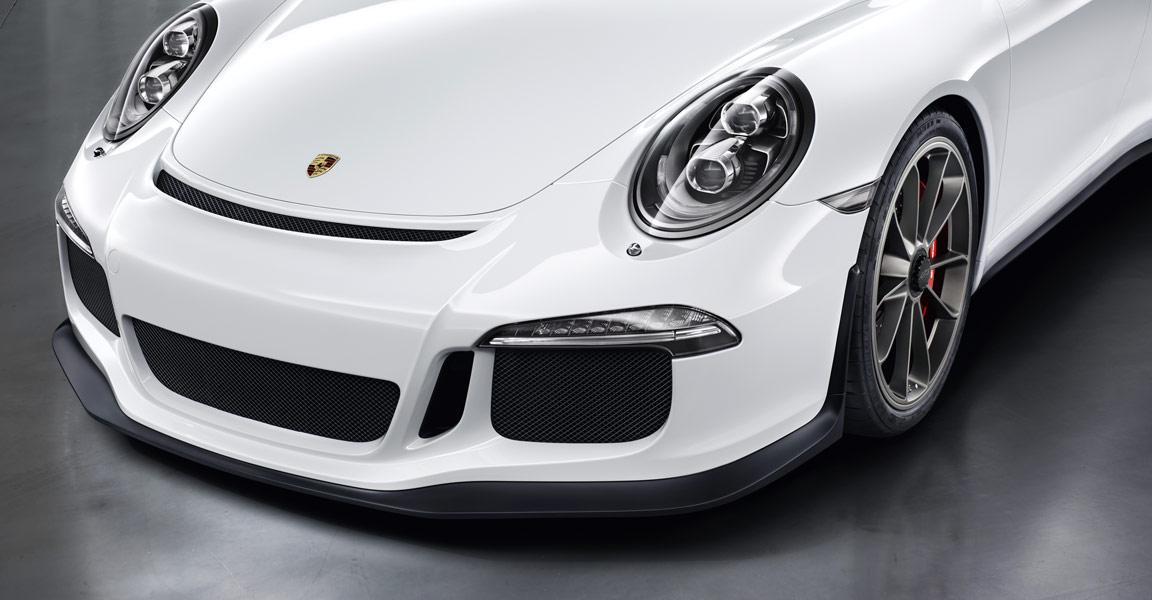 Porsche 911 GT3-ไฟหน้า