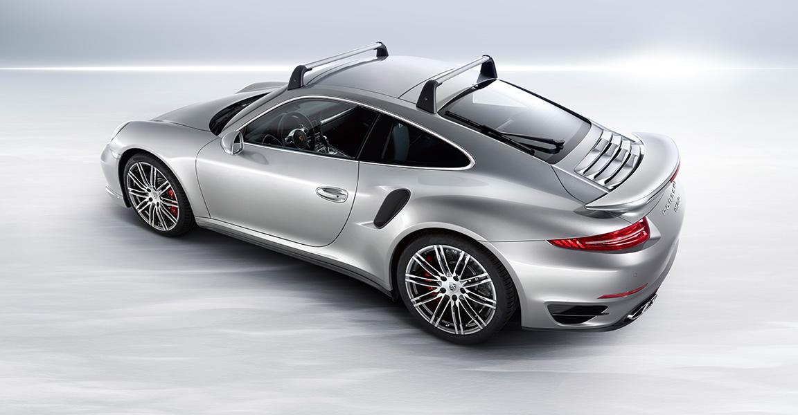 Porsche 911 Turbo-ด้านบน