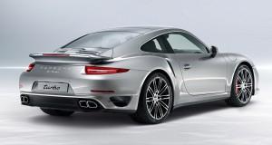 Porsche 911 Turbo-ด้านหลัง