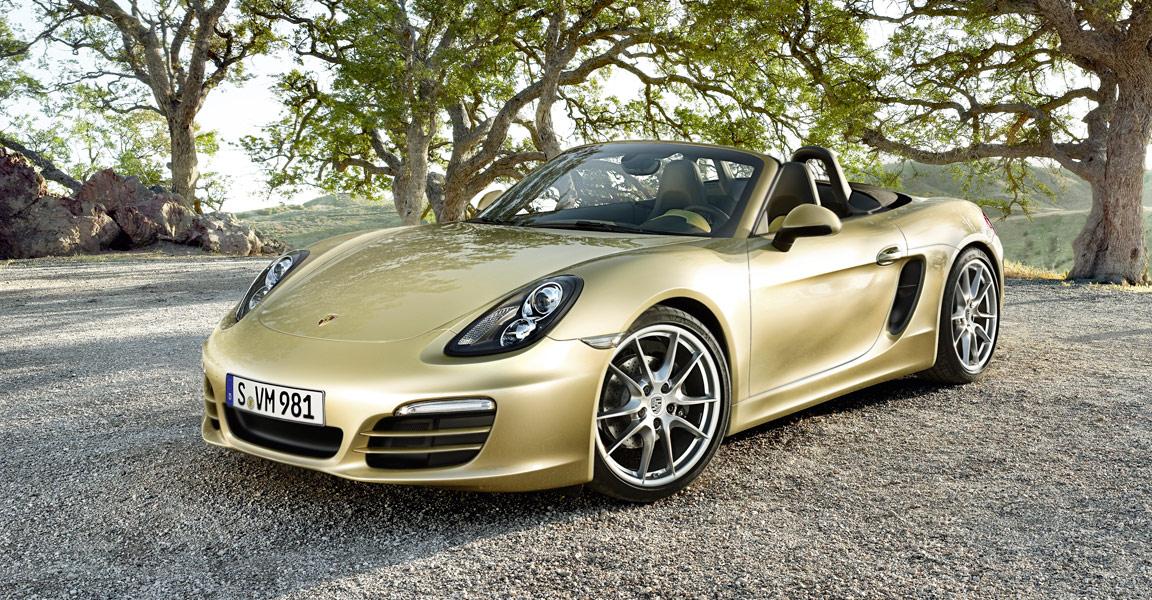 Porsche Boxster-สวยงาม